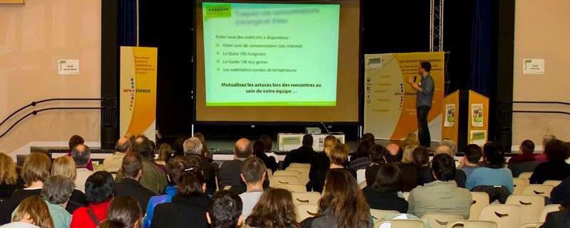 Accompagnement des copropriétés INFO ENERGIE Bourgogne