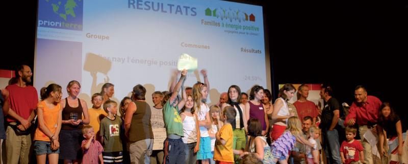Défi Familles à énergie positive (FAEP)