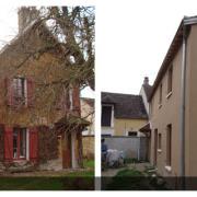 Maison rénovée - INFO ENERGIE Bourgogne