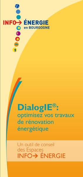 Plaquette outil DialogIE