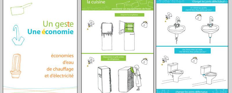 exposition un geste une conomie info energie. Black Bedroom Furniture Sets. Home Design Ideas