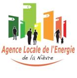 Logo Agence Locale de l'énergie de la Nièvre