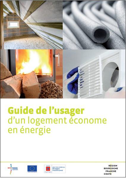Guide de l 39 usager du b timent conome info energie en for Guide du batiment