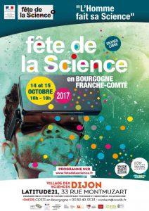 Fête de la science 2017 à Dijon
