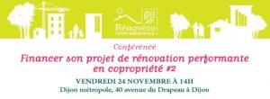 Conférence copropriété à Dijon