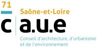 Logo CAUE Saone-et-Loire 71