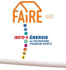ESPACES INFO→ ÉNERGIE BOURGOGNE-FRANCHE-COMTÉ, MEMBRE DU RÉSEAU FAIRE