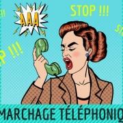 Halte au démarchage téléphonique avec l'UFC Que Choisir