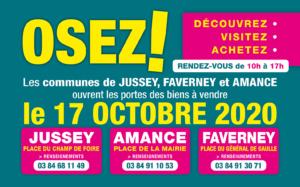 Osez Jussey Faverney et Amance