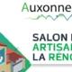 Salon des artisans de la rénovation à Auxonne